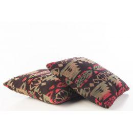 Wool Blend Facing Cushion